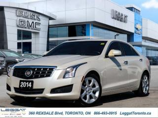 Used 2014 Cadillac ATS AWD for sale in Etobicoke, ON