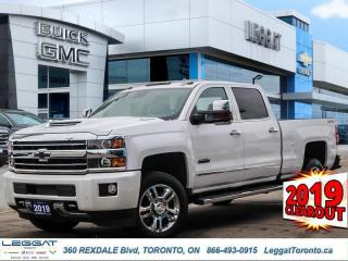 Used 2019 Chevrolet Silverado 2500 HD High Country for sale in Etobicoke, ON