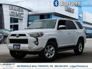 Used 2015 Toyota 4Runner SR5  - Bluetooth for sale in Etobicoke, ON