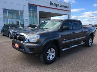 Used 2015 Toyota Tacoma SR5 for sale in Renfrew, ON