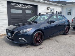 Used 2016 Mazda MAZDA3 for sale in Kingston, ON