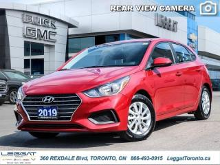 Used 2019 Hyundai Accent Essential w/ Comfort  -  USB Port for sale in Etobicoke, ON