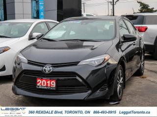 Used 2019 Toyota Corolla SE  - Heated Seats -  Bluetooth for sale in Etobicoke, ON