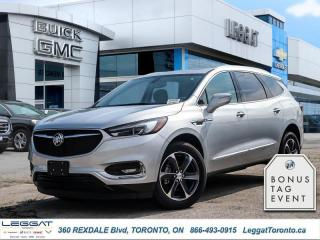 New 2020 Buick Enclave Essence  - Sunroof - Navigation for sale in Etobicoke, ON