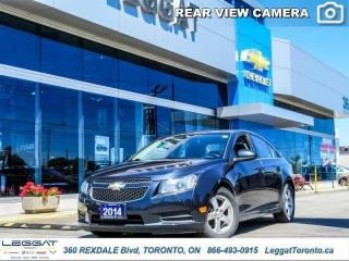 Used 2014 Chevrolet Cruze 2LT   - Leather Seats -  Bluetooth - Rear View Camera! for sale in Etobicoke, ON