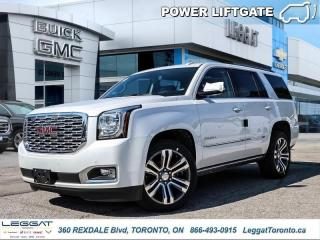 Used 2020 GMC Yukon Denali  - Power Liftgate - Cooled Seats for sale in Etobicoke, ON