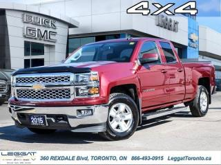 Used 2015 Chevrolet Silverado 1500 LT  - Bluetooth for sale in Etobicoke, ON