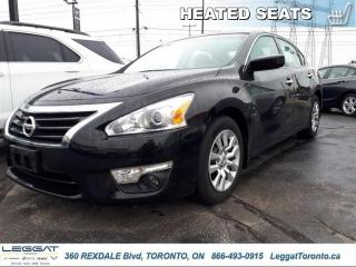 Used 2015 Nissan Altima 2.5  - Sunroof -  Bluetooth for sale in Etobicoke, ON