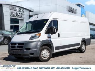 Used 2018 RAM ProMaster 3500 High Roof Ext 159