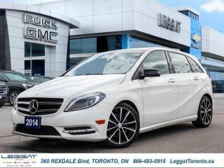 Used 2014 Mercedes-Benz B-Class 4DR HB B250 SPT T for sale in Etobicoke, ON