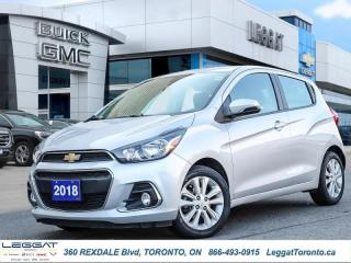 Used 2018 Chevrolet Spark LT  - Aluminum Wheels -  Cruise Control for sale in Etobicoke, ON