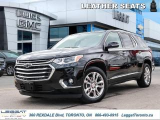 Used 2019 Chevrolet Traverse High Country  -  Sunroof for sale in Etobicoke, ON