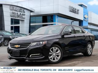 Used 2019 Chevrolet Impala LT  - Remote Start -  Apple CarPlay for sale in Etobicoke, ON