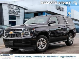 Used 2019 Chevrolet Tahoe LS  - Remote Start -  Android Auto for sale in Etobicoke, ON
