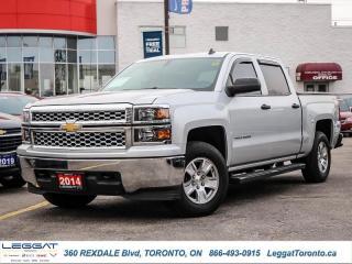 Used 2014 Chevrolet Silverado 1500 LT W/2LT  - Bluetooth for sale in Etobicoke, ON