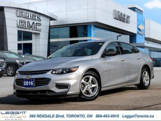 Used 2016 Chevrolet Malibu LS  -  Bluetooth -  A/C for sale in Etobicoke, ON