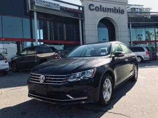 Used 2018 Volkswagen Passat Trendline+ Accident Free / Local / No Dealer Fees for sale in Richmond, BC