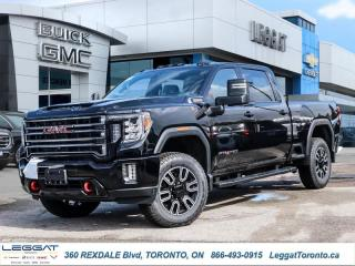 Used 2020 GMC Sierra 2500 HD AT4  - Premium Package for sale in Etobicoke, ON
