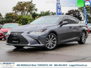Used 2019 Lexus ES 300 h ES 300H  - Sunroof -  Navigation for sale in Etobicoke, ON