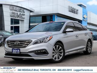 Used 2015 Hyundai Sonata 2.4L GLS  - Low Mileage for sale in Etobicoke, ON