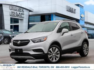 Used 2019 Buick Encore Preferred  - Apple Carplay -  Android Auto for sale in Etobicoke, ON