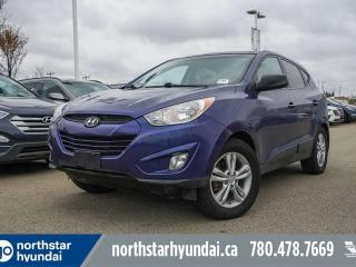 Used 2013 Hyundai Tucson PREMIUM AWD/PANOROOF/HEATEDSEATS/BLUETOOTH for sale in Edmonton, AB