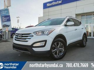 Used 2015 Hyundai Santa Fe Sport PREM AWD/HEATEDSEATS/HEATEDSTEERING/ for sale in Edmonton, AB