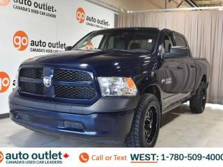 Used 2018 RAM 1500 ST, 4*4, 5.7, V8, Crew Cab, Tow, Cruise Control, A/C for sale in Edmonton, AB