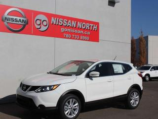 New 2019 Nissan Qashqai S/AWD/HEATED SEATS/BACKUP CAM for sale in Edmonton, AB