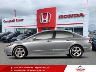 Used 2010 Honda Civic Sdn Sport for sale in Campbell River, BC