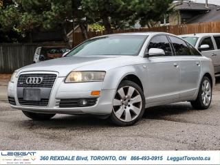 Used 2007 Audi A6 3.2L for sale in Etobicoke, ON