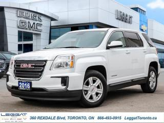 Used 2016 GMC Terrain SLE  -  Bluetooth - Low Mileage for sale in Etobicoke, ON