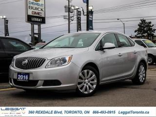 Used 2016 Buick Verano Convenience 1  -  Bluetooth for sale in Etobicoke, ON