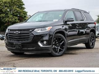 Used 2019 Chevrolet Traverse LT True North  - Sunroof for sale in Etobicoke, ON