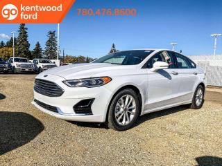 New 2020 Ford Fusion Hybrid SEL 600A, 2.0L IVCT, Power Heated Seats, Adaptive Cruise Control, Lane Keeping System, Remote Keyless Entry, Reverse Camera/Sensing System for sale in Edmonton, AB