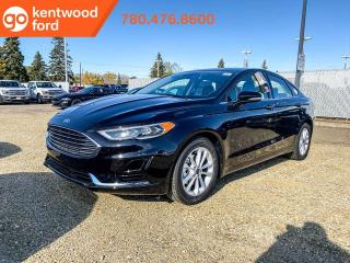 Used 2020 Ford Fusion Hybrid SEL for sale in Edmonton, AB