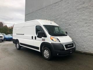 Used 2019 RAM Cargo Van ProMaster for sale in Surrey, BC