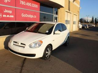 Used 2010 Hyundai Accent GL for sale in Edmonton, AB