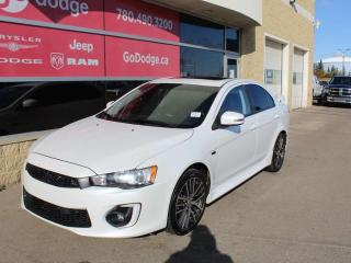 Used 2016 Mitsubishi Lancer GT / Sunroof / Back Up Camera for sale in Edmonton, AB