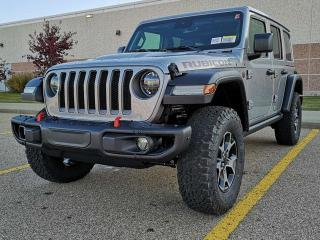 Used 2020 Jeep Wrangler Unlimited Rubicon / GPS Navigation for sale in Edmonton, AB