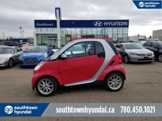 Used 2009 Smart fortwo PURE/NAVI/HEATED SEATS/SUNROOF for sale in Edmonton, AB