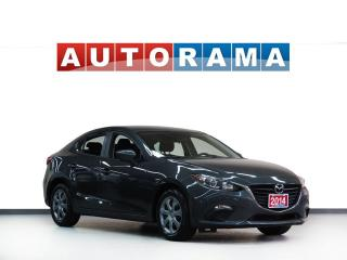 Used 2014 Mazda MAZDA3 GX PUSH BUTTON START for sale in Toronto, ON