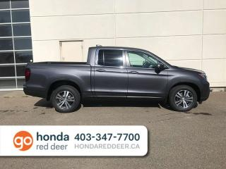 Used 2019 Honda Ridgeline EX-L Remote Start Sunroof Back Up Camera for sale in Red Deer, AB