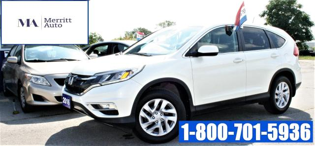 2016 Honda CR-V EX-L|1 Owner| Clean!!|Backup & Blind spot Camera