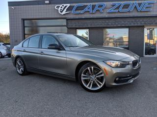 Used 2016 BMW 3 Series 320i xDrive for sale in Calgary, AB