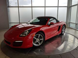 Used 2013 Porsche Boxster Very Well Equipped PDK Boxster for sale in Edmonton, AB