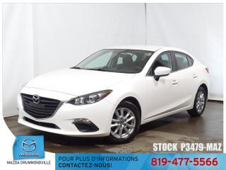 Used 2015 Mazda MAZDA3 GS|SIEGCHAUF|MAG|REGVIT|CAMERA| for sale in Drummondville, QC