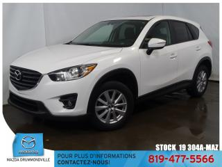 Used 2016 Mazda CX-5 GS|GPS|SIEGCHAUF|TOITOUV|BLUETOOTH| for sale in Drummondville, QC