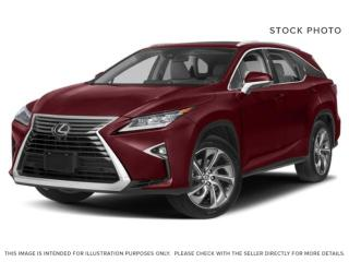 Used 2018 Lexus RX 350 L DEMO UNIT - Executive Package for sale in Edmonton, AB