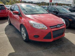 Used 2014 Ford Focus SE ***JAMAIS ACCIDENTE*** for sale in Québec, QC